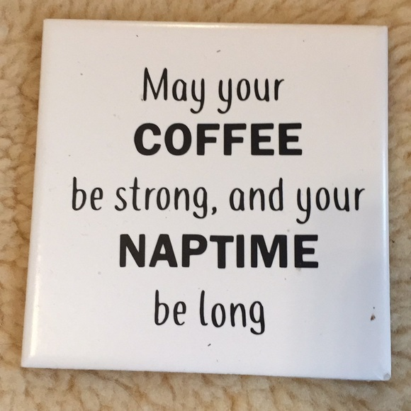 Other - Coffee Coaster